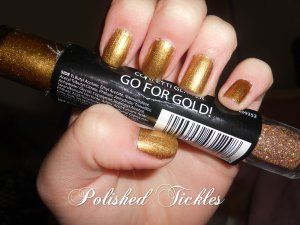 Go For Gold Base Colour