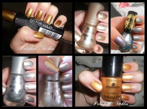 Metallic Swatches