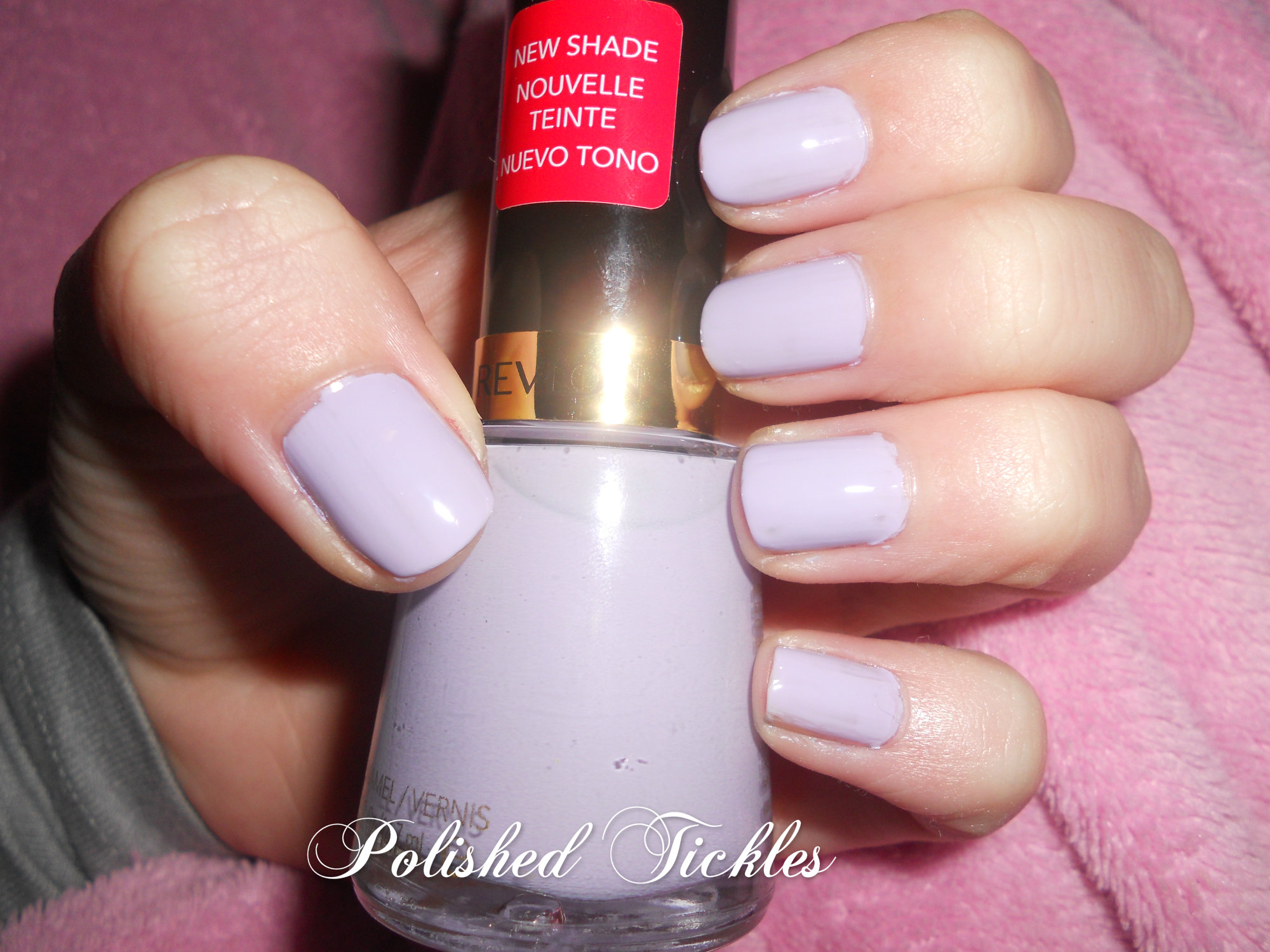 Revlon Purples | Polished Tickles and Beauty