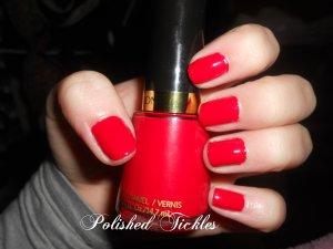 680 Revlon Red