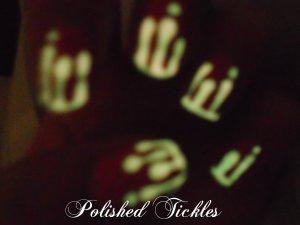Glowing Drips
