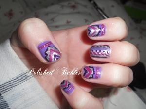 Violet & Tribal