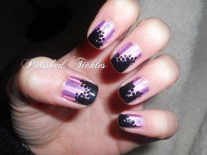 Pink & Purple Stripes