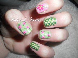 4. Green & Flowers