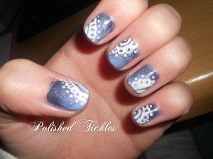 5. Blue & Delicate