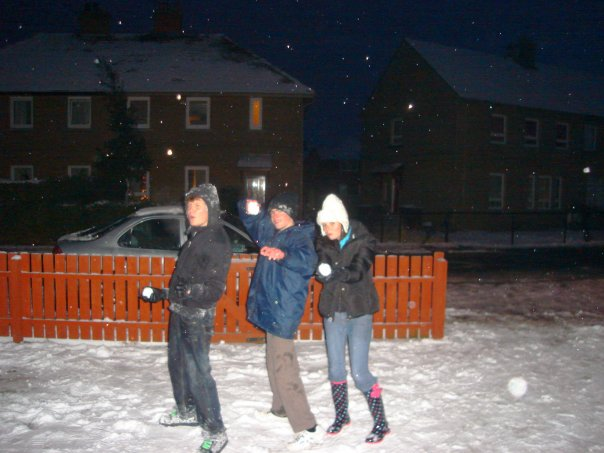 Snow Fights