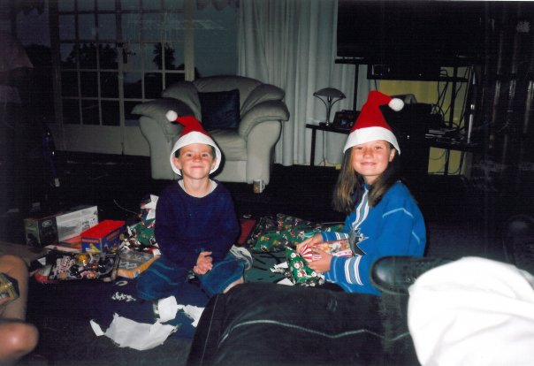 Christmas as a Child