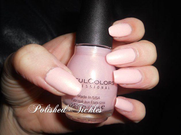 376 Glass Pink (over 300 Easy Going)