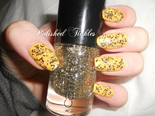 Gold Leaf Top Coat