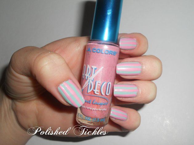 NA909 Baby Pink