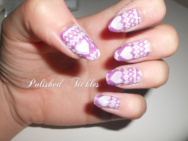 LOVE Stamping